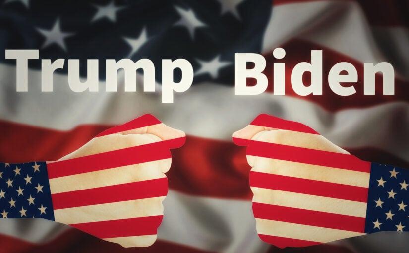 Wer wird 2020 Präsident der USA?